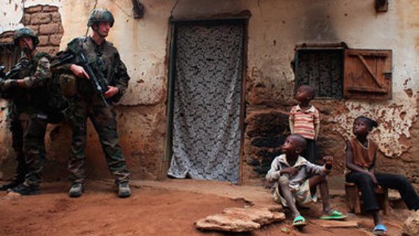 Krieg In Mali