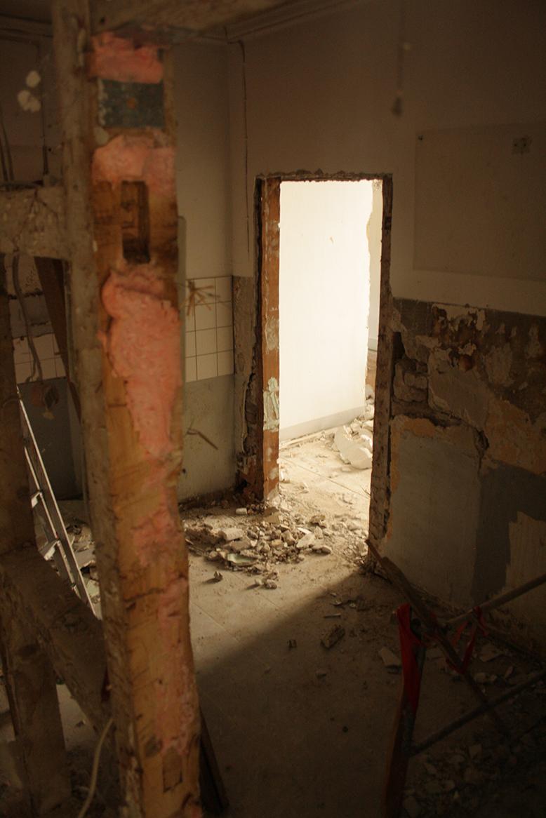 Renovierung der Küche im 1. OG   Linkes Zentrum Lilo Herrmann