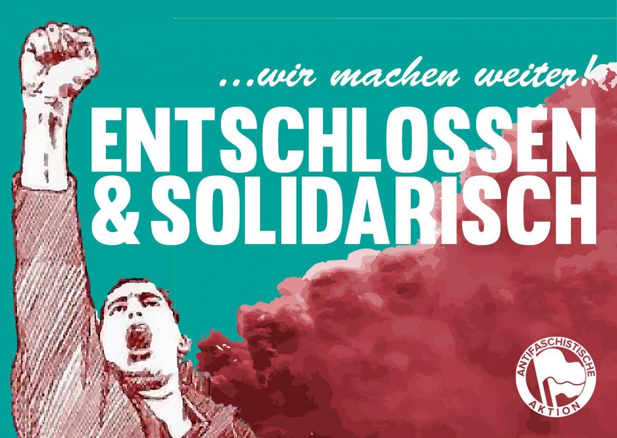 """Staat und Nazis Hand in Hand"""" – Veranstaltung mit Anwalt Axel Hoffmann"""